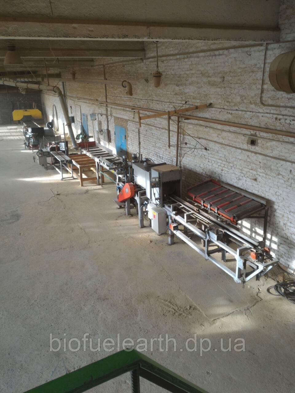 Линия для пиления тарной доски, фото 1