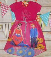 Нарядное платье , 98-122 см, Турция, Kids club