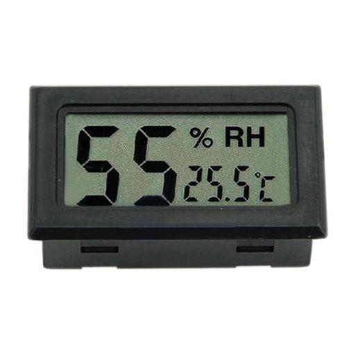 Цифровой термометр с гигрометром для измерения влажности