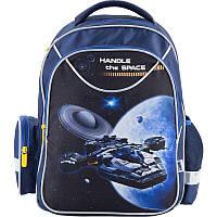 Рюкзак ортопедический школьный Kite Space trip ( K18-512S ), фото 1