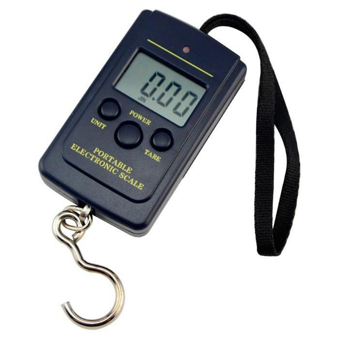 Ручной электронный кантер весы для взвешивания (до 40 кг)