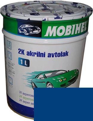 """Автокраска 403 Эмаль акриловая Helios Mobihel """"Монте-Карло"""" 1л без отвердителя"""