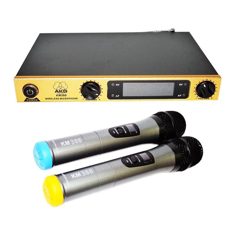 Беспроводная радиосистема на два микрофона AKG KM-388