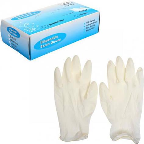 Перчатки медицинские «L» ПМL, фото 2