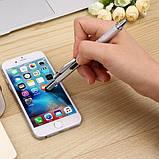 Ручка мультитул - многофункциональная шариковая ручка Avon 5 в 1 , фото 4