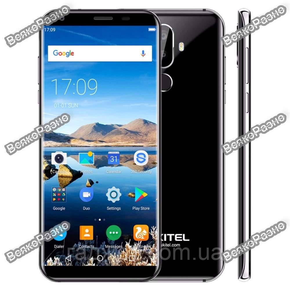 Смартфон Oukitel K5 черного цвета. Телефон Oukitel K5