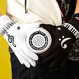 Электронные перчатки пианино (синтезатор) с динамиком на пояс , фото 4