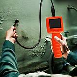 "Цифровой видеоэндоскоп (бороскоп) с дисплеем 2.4 "" на батарейках , фото 3"