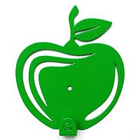 Настенный крючок для одежды Glozis Apple, фото 1
