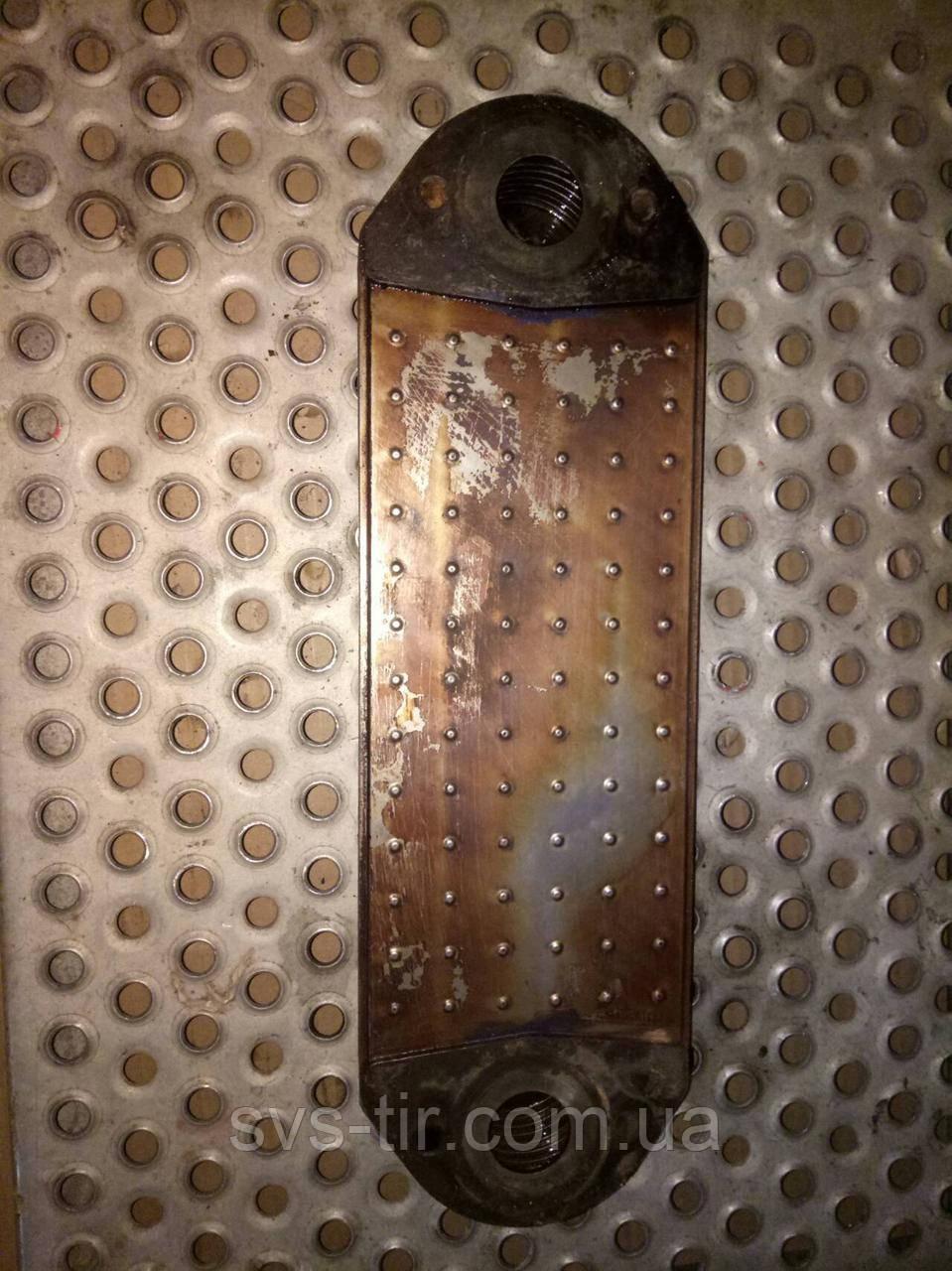 Теплообменник volvo fm12 Кожухотрубный конденсатор Alfa Laval CRF213-6-S 2P Абакан