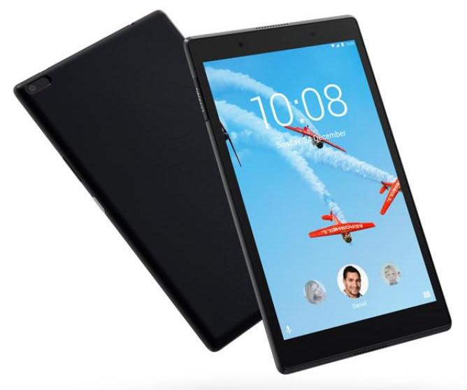 """Планшет Lenovo Tab 4 Slate Black (ZA2B0069UA), 8""""IPS, 2/16GB, 4 ядра, 5/2Мп, 4850mAh, Snapdragon 425"""