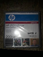 HP Ultrium 200 GB data cartridge C7971A