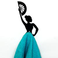 Настенный крючок для одежды Glozis Carmen, фото 1