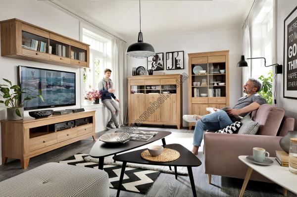 комплект мебели для гостиной Bergen Brw цена 24 21702 грн купить