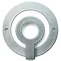 Настенный крючок для одежды Glozis Circle, фото 1