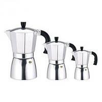 Гейзерная кофеварка WimpeX Wx 6035  (6 чашек) Распродажа