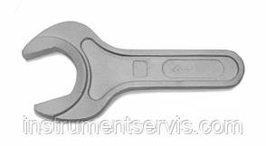 Ключ гаечный односторонний 41 мм. цинк (Камышин, СССР)