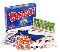 Оригинальное лото Bingo! семейная настольная игра