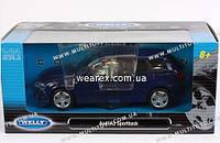 Welly. Модель 1:24 Audi A3 /6/(22467W)