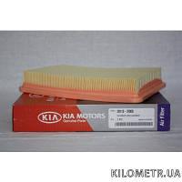 Фильтр воздушный KIA CERATO 1.6I,2.0I,1.5CRDI,2.0CRDI 04.04-