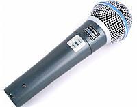 Микрофон со шнуром Shure Beta 58A Precision Crafted Vokal Microphone