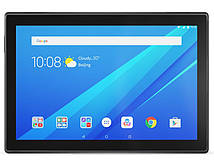Планшет Lenovo Tab 4 10 LTE 16GB Slate Black (ZA2K0054UA), 7000mAh, 5/2Мп, Wi-Fi, 4G, GPS, Гарантия 1 год