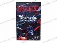 Блокнот тверд. обложка, 80л., А5- Transformers /1/25/50/(TF14-227K)