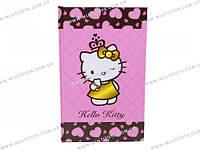 Блокнот тверд. обложка, 80л., А5- Hello Kitty /1/25/50/(HK13-227K)