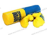 Бокс Ukraine средний Пок. /10/()