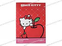 Бумага цветн. неон. (10л/5цвет.)  А4 Hello Kitty /1/100//(HK13-252K)
