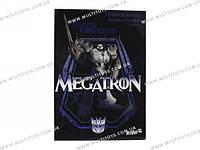 Гофрокартон цветн. (10л/10цвет.) A4 Transformers /1/100//(TF13-256К)