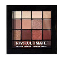 Тени NYX ULTIMATE SHADOW PALETTE- WARM NEUTRALS № 03