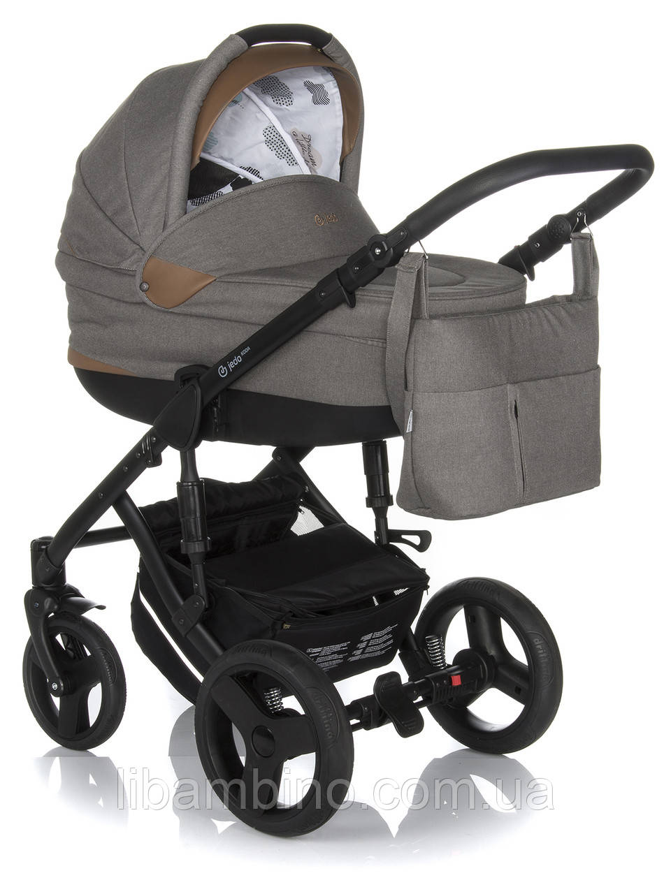 Дитяча універсальна коляска 2 в 1 Jedo Koda V9