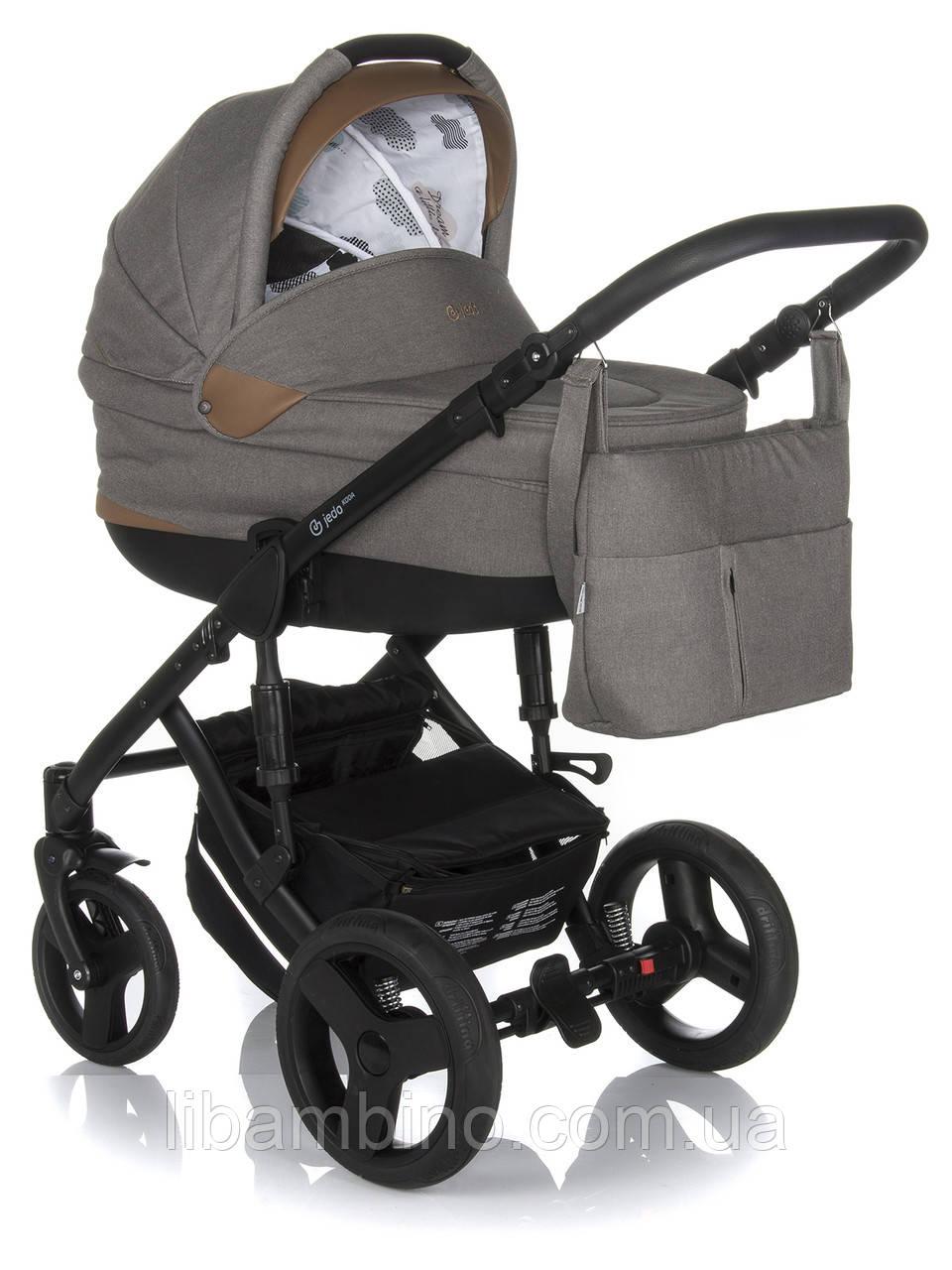 Дитяча універсальна коляска 2 в 1 Jedo Koda V9, фото 1