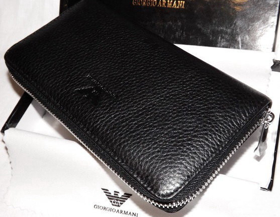 d07fd8ba0209 Лучшая цена на Клатч мужской кожаный Armani: продажа с доставкой по ...