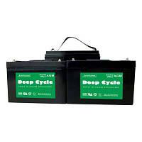 Аккумулятор EverExceed 50Ah 12V Deep Cycle AGM Range