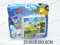 "Конструктор ""Chima"", 101 дет., на планш. 23х25х3 /144-3/(98028-1)"