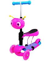 Детский трехколесный самокат Scooter  150