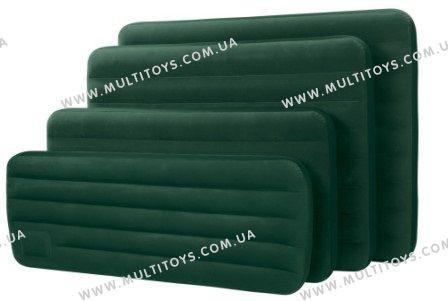 Кровать велюр 66950 (6шт) зелен.(встроен.механ.ножной насос),в кр. 76(66950) - ИГРОДОМ в Днепре