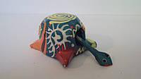 Статуэтка деревянная черепаха размер 5*4*2 см
