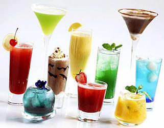 Вітаміни, вода, соки