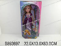 Кукла Рапунцель в коробке (8 шт/ящ)(1375)