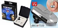 Слуховой аппарат Micro Plus Микро Плюс, усилитель звука
