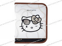 Папка объемная на молнии, В5 Hello Kitty Diva /1/234//(HK13-203-2К)