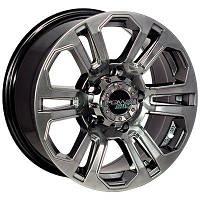 Литые диски Zorat Wheels D6032 R17 W8 PCD6x139,7 ET25 DIA110.1 HB