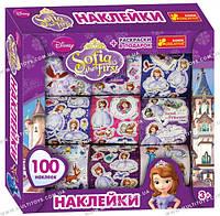 Наклейки в коробке Дисней Принцесса София 14153090Р(5922)