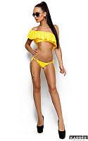 Раздельный купальник Бриз желтый (S,M,L) S