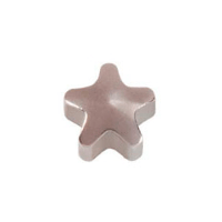 М 501 W  Мини звезда серебро(мини размер 2 мм) STUDEX