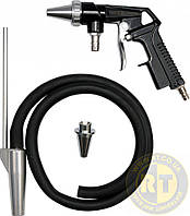 Пескоструйный пистолет для компрессора со шлангом Yato YT-2375