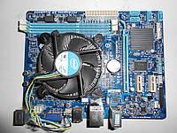 Gigabyte GA-H61M-DS2 (Rev. 2.2) Socket 1155 + Celeron G1620 (2x2.7GHz) Box